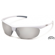 Zephyr  - Silver Mirror Polarized Polycarbonate by Suncloud