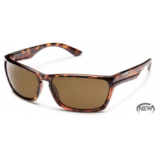Cutout  - Brown Polarized Polycarbonate by Suncloud in Charlotte Nc