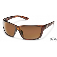 Councilman - Brown Polarized Polycarbonate by Suncloud in Lewiston Id