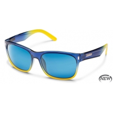 Dashboard - Blue Mirror Polarized Polycarbonate by Suncloud