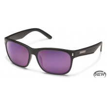 Dashboard - Purple Mirror Polarized Polycarbonate by Suncloud