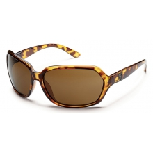 Empress - Brown Polarized Polycarbonate by Suncloud