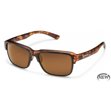 Port O Call - Brown Polarized Polycarbonate by Suncloud in Coeur Dalene Id