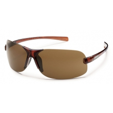Ticket - Brown Polarized Polycarbonate by Suncloud