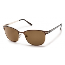 Causeway - Brown Polarized Polycarbonate by Suncloud in Delray Beach Fl