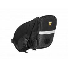 Aero Wedge Pack, Strap Mount, Large