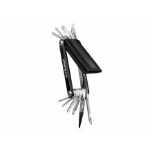 Tubi 18, 18 functions mini tool, w/tubeless tire repair kit, w/o tool bag, Black by Topeak in Lakewood CO