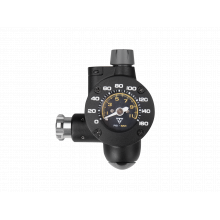 AirBooster_G2, 2-in-1 CO2 inflator w/analog gauge and individually use as a tire gauge, 160 psi / 11 bar by Topeak in Alamosa CO