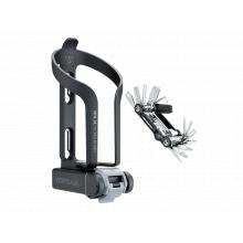 Ninja TC Mountain, integrated cage & tool box & Mini 20 Pro  tool by Topeak