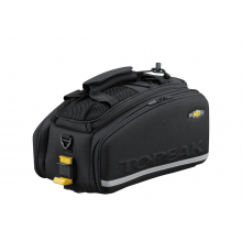 MTX Trunk Bag EXP with rigid molded panels, w/water bottle holder by Topeak in Denver CO