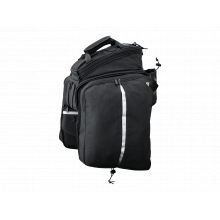 Trunk Bag DXP with rigid molded panels, Strap Mount version by Topeak in Lakewood CO