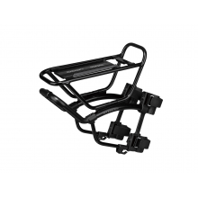 TetraRack R1, strap mount on fork blade, for gravel/road bikes, Front by Topeak in Squamish BC