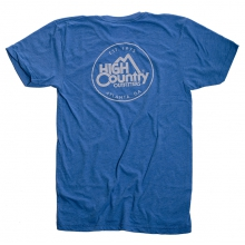 High Country 50/50 Logo T-Shirt by Local Gear