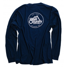 High Country Comfort Colors L/S T-Shirt by Local Gear