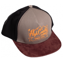 High Country Mesh Flat Bill Hat