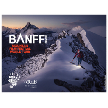 March 3, 2020 BANFF CENTRE MOUNTAIN FILM FESTIVAL WORLD TOUR