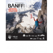 March 6, 2019 BANFF CENTRE MOUNTAIN FILM FESTIVAL WORLD TOUR by Local Gear