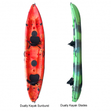 Tidal Watersports Dually Kayak