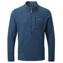 Men's Karma Zip Tee by Sherpa Adventure Gear in Nibley Ut
