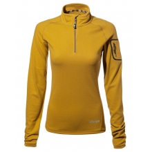 Women's Dikila Zip Tee by Sherpa Adventure Gear in Nibley Ut