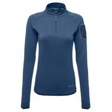 Women's Dikila Zip Tee by Sherpa Adventure Gear in Birmingham Al