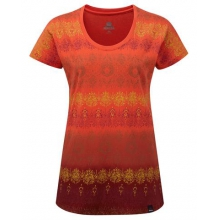 Women's Mhendi Tee by Sherpa Adventure Gear in Dawsonville Ga