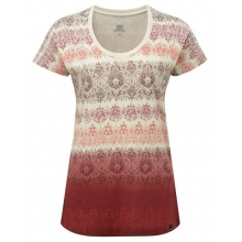 Women's Mhendi Tee by Sherpa Adventure Gear in Nibley Ut