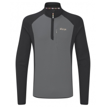 Men's Tsepun Zip Tee by Sherpa Adventure Gear in Victoria Bc