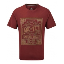 Men's Yeti Tee by Sherpa Adventure Gear in Flagstaff Az