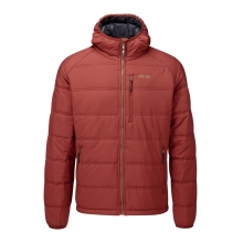 Men's Kailash Hooded Jacket by Sherpa Adventure Gear in Burbank Ca
