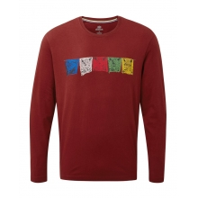 Men's Tarcho Long Sleeve Tee by Sherpa Adventure Gear in Sioux Falls SD