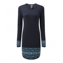 Women's Maya Jacquard Dress by Sherpa Adventure Gear in Burbank Ca