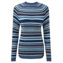 Women's Paro Crew Sweater by Sherpa Adventure Gear in Corte Madera Ca