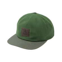 Stupa Patch Snapback Hat by Sherpa Adventure Gear in Encinitas CA