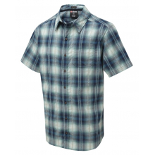 Men's Manang Short Sleeve Shirt by Sherpa Adventure Gear in Victoria Bc