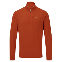 Men's Om Zip Tee by Sherpa Adventure Gear in Flagstaff Az