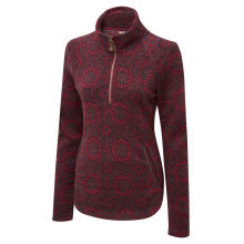 Women's Namla Zip Tee Ii by Sherpa Adventure Gear in Corte Madera Ca