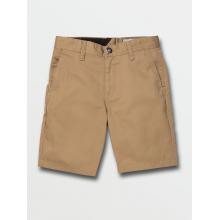 Boy's Frickin Chino Short by Volcom in Chelan WA
