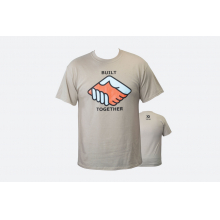 Built Together Tee Desertsand by Volkl in Chelan WA