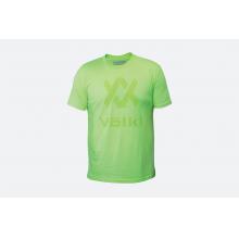 Neon Logo Tee Neon Green by Volkl in Chelan WA