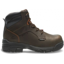 "Merlin Waterproof Composite-Toe EH 6"" Work Boot by Wolverine in Hope Ar"