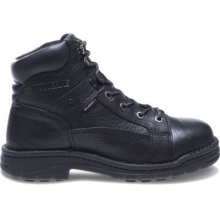 "Exert DuraShocks® Steel-Toe EH Lace To Toe Opanka 6"" Work Boot by Wolverine in Hope Ar"