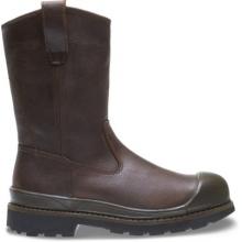 """Crawford Waterproof Steel-Toe 10"""" Wellington Boot by Wolverine"""