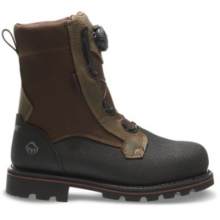 "Drillbit Oil Rigger Waterproof Boa Steel-Toe EH 8"" Work Boot by Wolverine in Opelika Al"