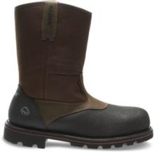 Drillbit Oil Rigger Waterproof Steel-Toe EH Wellington Work Boot