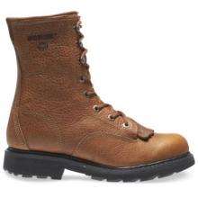 """Men's Herrin 8"""" Steel-Toe EH Kiltie Lacer Work Boot"""