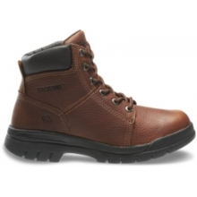 "Marquette Slip Resistant 6"" Work Boot by Wolverine in Hope Ar"
