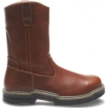 "Raider Steel-Toe EH 10"" Wellington Work Boot by Wolverine in Hope Ar"