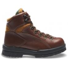 """Tacoma DuraShocks Steel-Toe Waterproof EH 6"""" Work Boot by Wolverine in Opelika Al"""