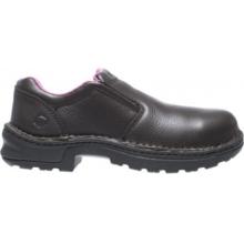 Women's Bailey Opanka Steel-Toe EH Slip-On Work Shoe by Wolverine